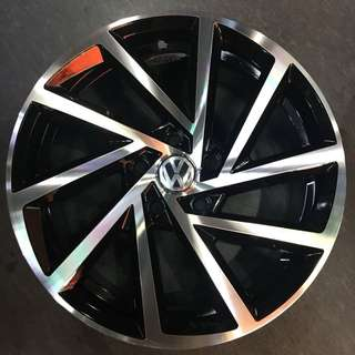 "17"" rims for Volkswagen *new arrival*"