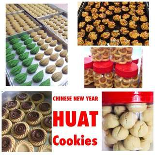 HUAT CNY Cookies | 2018 HOT Selling Cookies