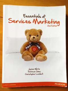 Essentials of Service Marketing 2nd Edition