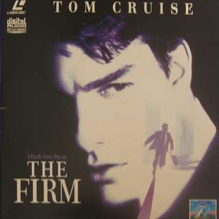 Laser Disc Movie - M07   The Firm