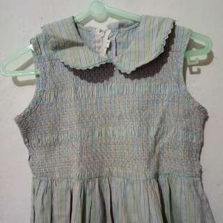 Girl Simple Dress