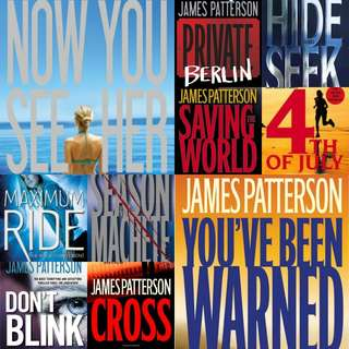 James Patterson Ebook