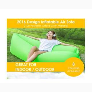 Promo on - Inflatable Air Sofa
