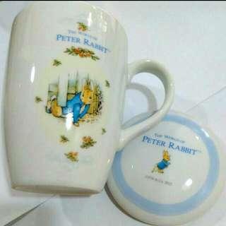 Peter Rabbit 杯連蓋