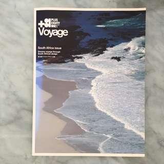Plus 81 Magazine | Voyage