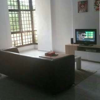 Air con Common Room for Rent - Bt Panjang