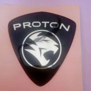 Proton Epoxy Logo