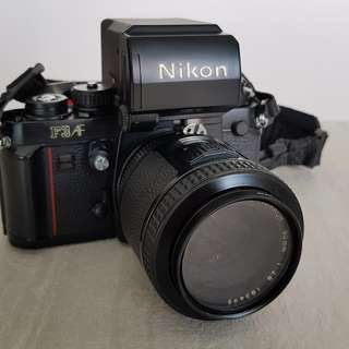 Extremely rare collectors Nikon F3 AF