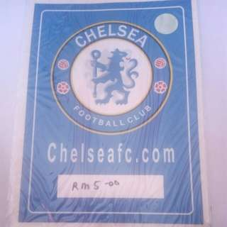 Chelsea Window Sticker
