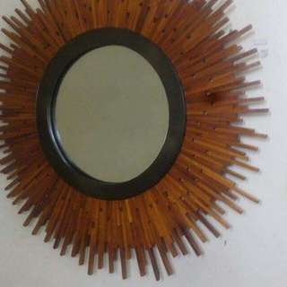 Crafted Wall Mirror