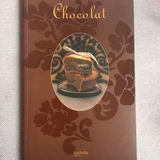 Chocolate recipe book practice your french