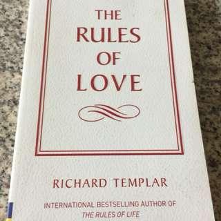 Richard Templar - The Rules of Love
