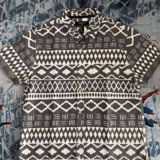 Forever 21 Aztec Polo
