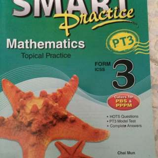 Mathematics ( Bilingual ) PT3