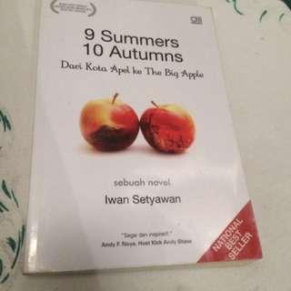 9 Summers 10 Autumns-Iwan Setyawan