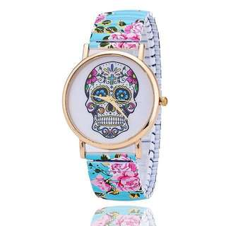 Skull Watches For Women