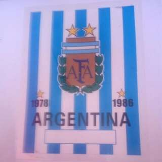 Argentina Worldcup 2018 sticker
