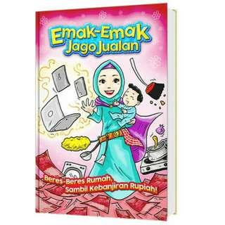 [FREE ONGKIR] Emak Emak Jago Jualan