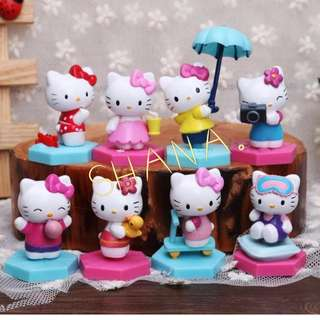 Cake Toppers Figurines
