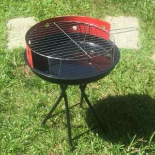 Charcoal Barbeque Grill Stove Set (36cm round)