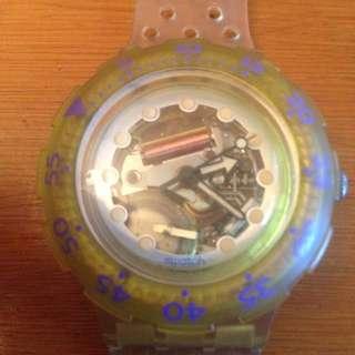 Swatch Jelly