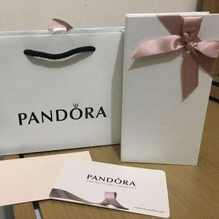 Pandora 原裝盒