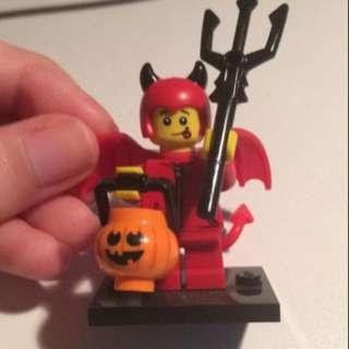 LEGO Imp Minifigure