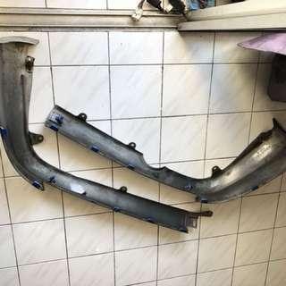 Lips Bumper Belakang Toyota Caldina Zt Gt4