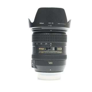 Nikon AF-S DX 16-85mm f3.5-5.6G ED VR Lens
