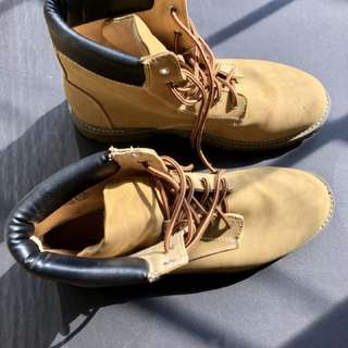 H&M Suede Boots