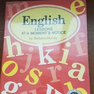 English Lesson Ideas for Teachers