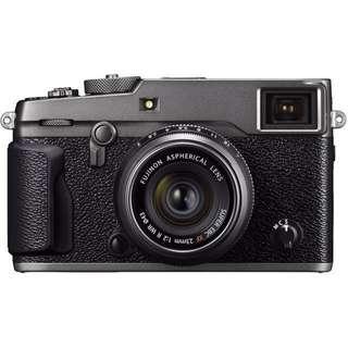 Fujifilm X-Pro2 Black/Graphite