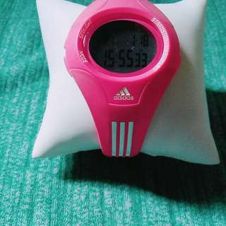 Adidas watch , water proof