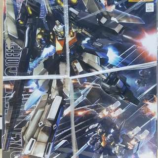 Gundam MG 1/100 RGZ-95C Rezel type-C (Defender a+b Unit)