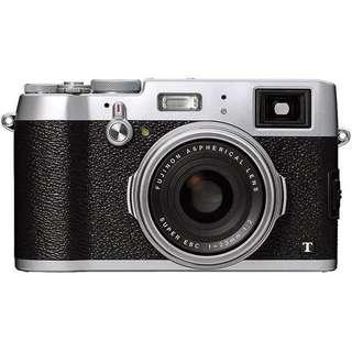Fujifilm X100T BNIB Sealed