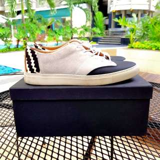 TCG (Thoroughly Crafted Goods) Sneakers Brand from USA