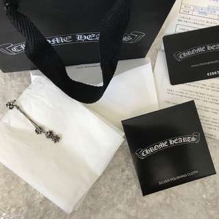 Chrome Hearts earring