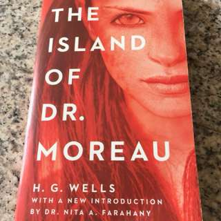 HG Wells - The island of Dr. Moreau