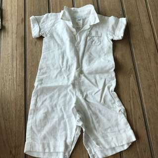 Baby Romper 12 months old