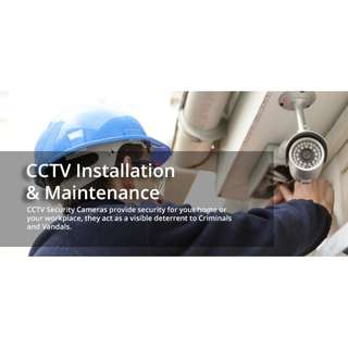 Cctv Installation And Configuration
