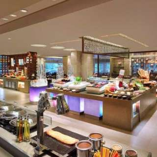 Heat Edsa Shangrila All Day Dinner/Lunch Buffet Vouchers