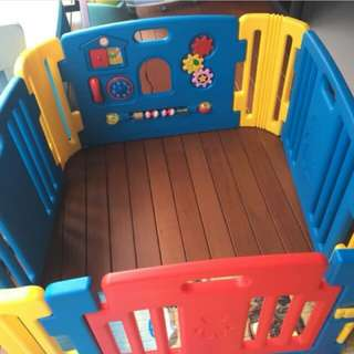 HAENIM PLAY YARD 4 PANELS
