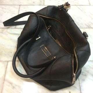 DNKY Original Saffiano Leather Bag