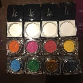 Glitter powder(8 Bottle)