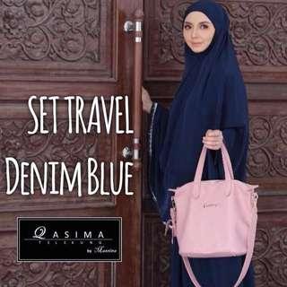 Qasima Telekung Exclusive Travel Set
