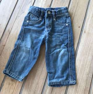 Baby Jeans 6-12 months old