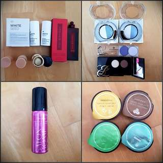Estee Lauder Innisfree Shiseido TheFaceShop