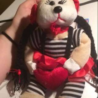 Martine the Valentine's Day Bear