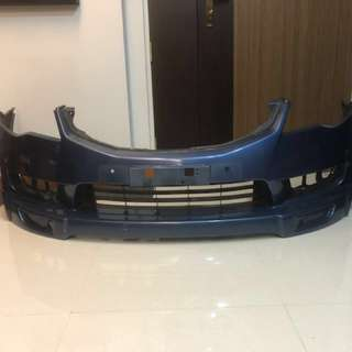 CNY sale! Honda Civic FD or FD2 2009 front/rear bumper with Mugen Lip/kit!!