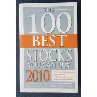 The 100 Best Stocks to Buy